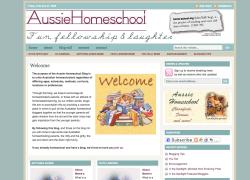 AussieHomeschool Blog