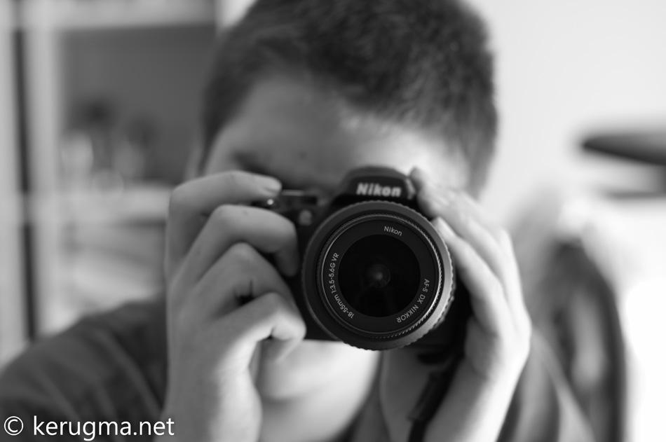 Yr 9 Photography Class