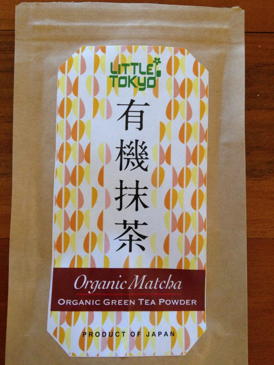 Organic matcha from Little Tokyo image