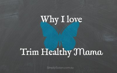 Why I LOVE Trim Healthy Mama